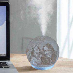 humidificador personalizado con foto