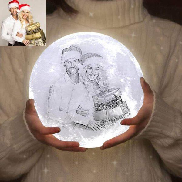 Regalos para abuelas primerizas, lampara de mesa luna-02